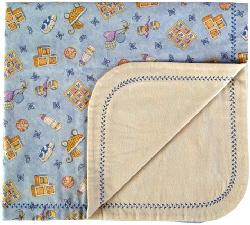 Quick Amp Easy Receiving Blanket